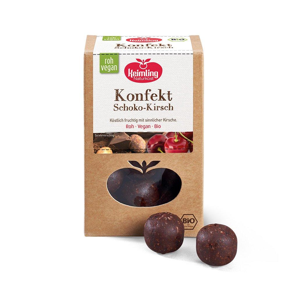 Konfekt Schoko-Kirsch, bio 200 g