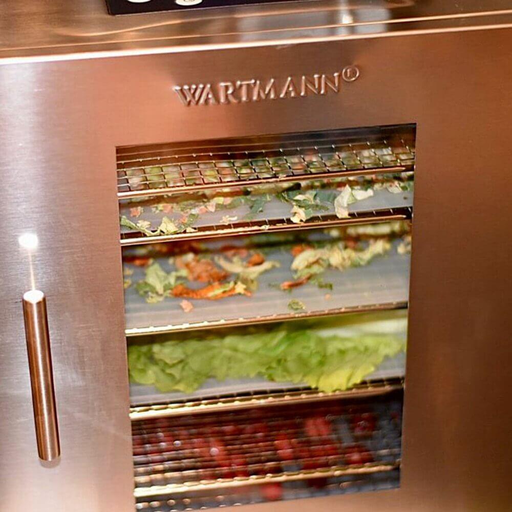 Wartmann WM-1902 DH frontal befuellt