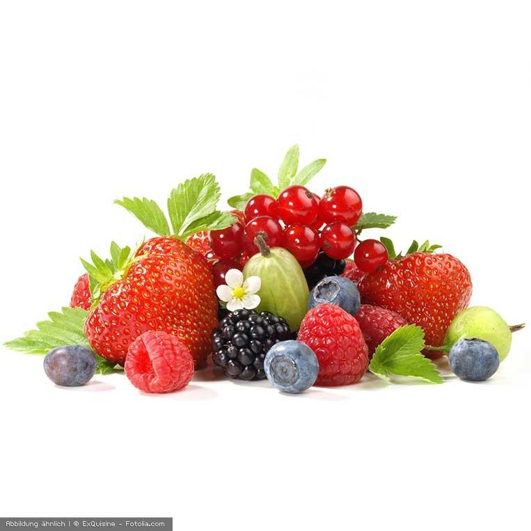 Rechtsregulat - aus biologisch angebauten Fruechten