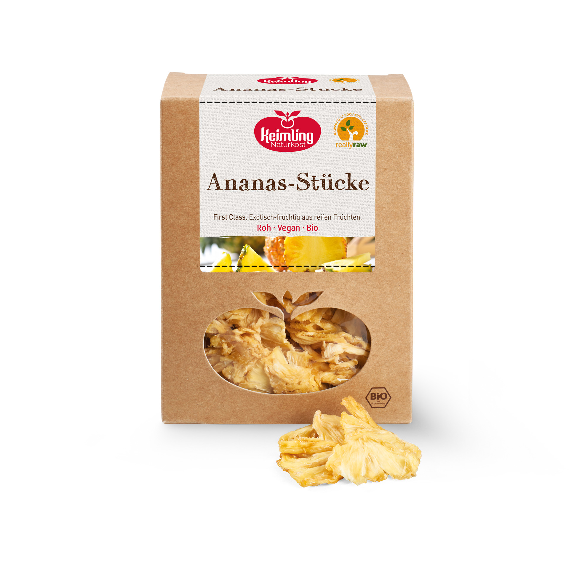 Ananas-Stücke First Class 200 g