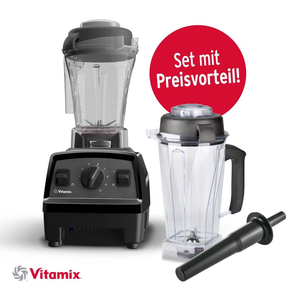 Vitamix SUPER-SET Explorian E310 mit 2000 ml Zusatzbecher