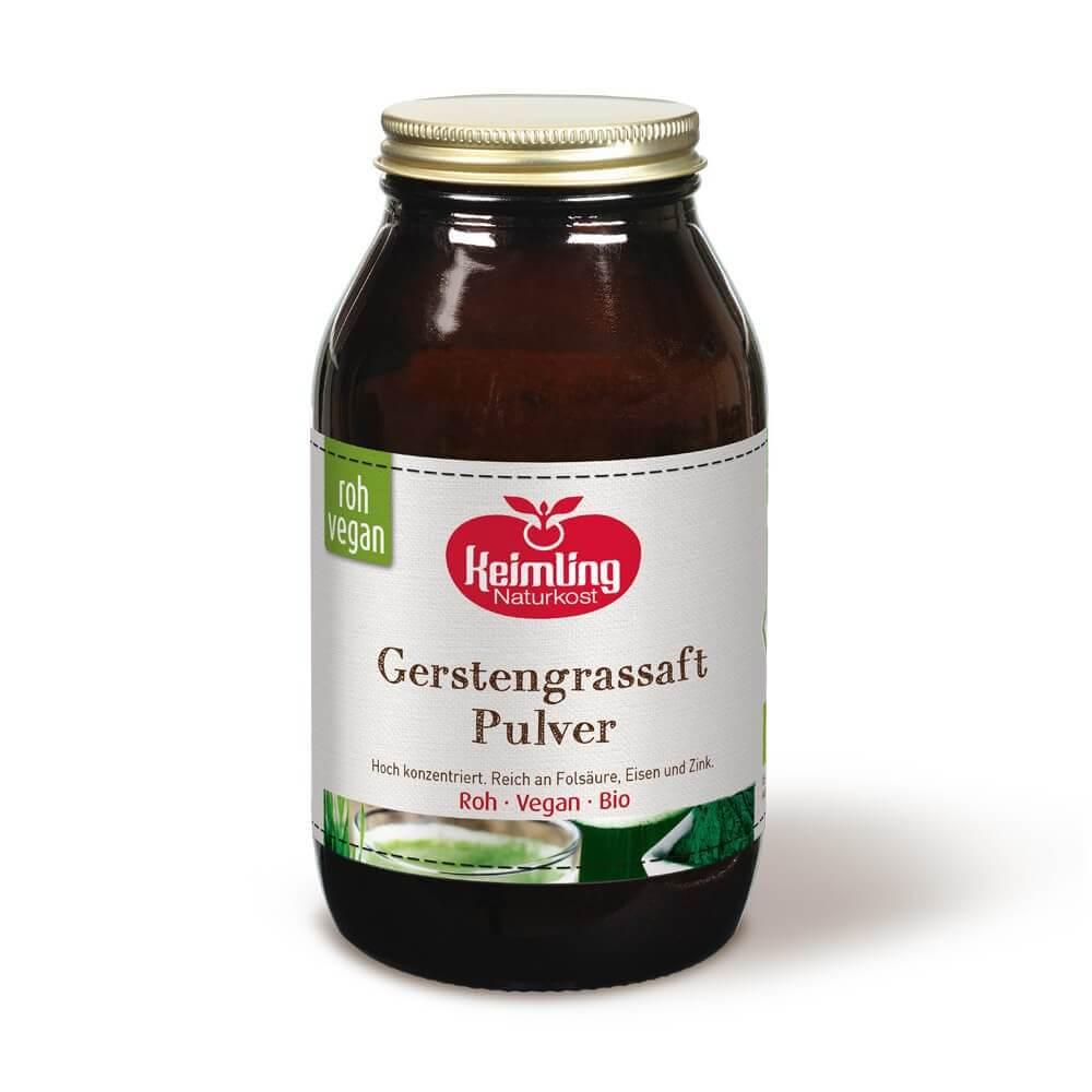 Gerstengrassaft-Pulver, bio 400 g