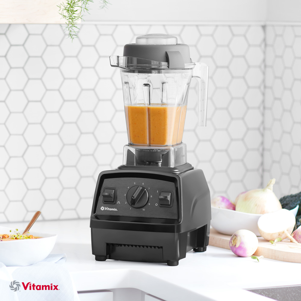 Leckere Suppen mit dem Vitamix Explorian E310