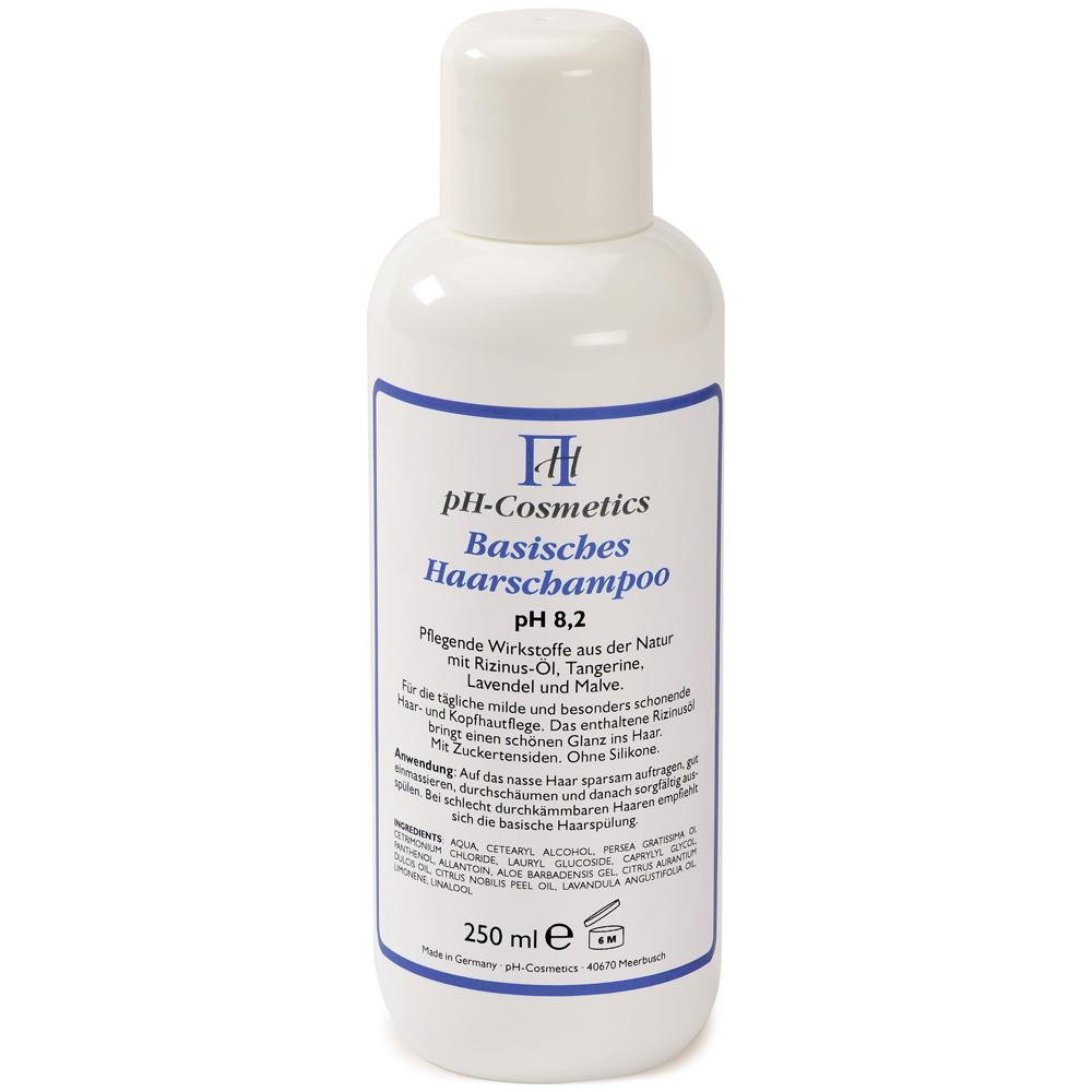 pH Cosmetics Basisches Haarshampoo 500ml