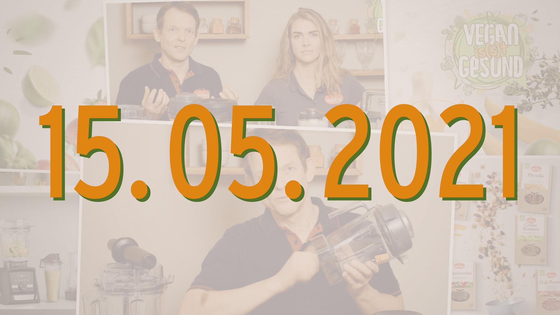 Video-Start 15.05.2021