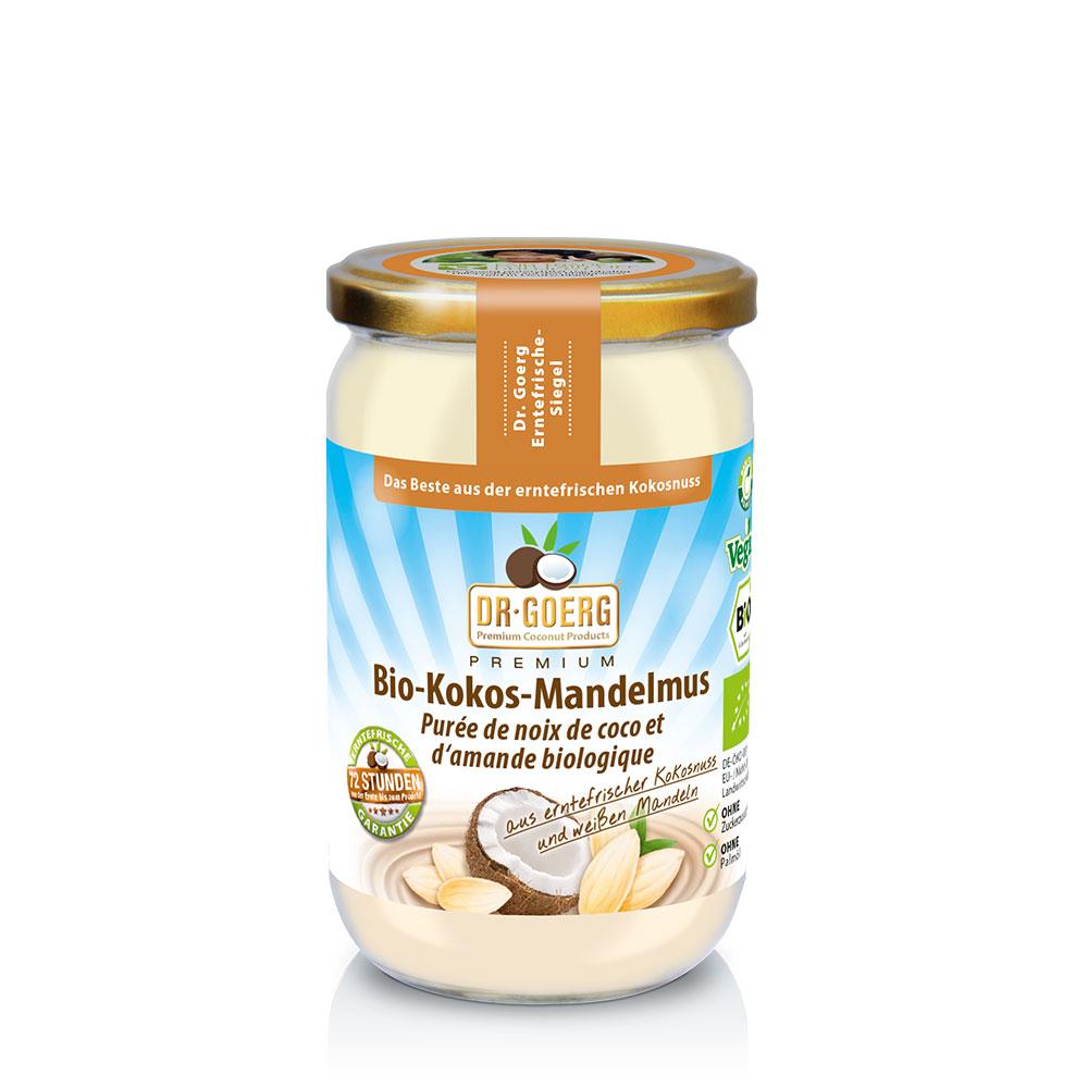 Dr Goerg Bio-Kokos-Mandelmus 200g