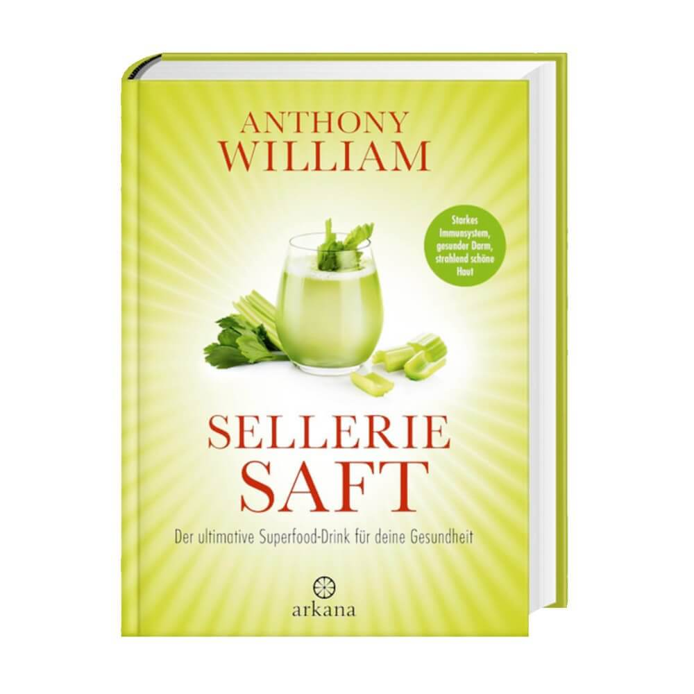 Selleriesaft von Anthony William Hardcover
