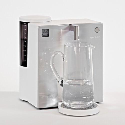 aqua living spring-time H2 premium Aluminium Optik