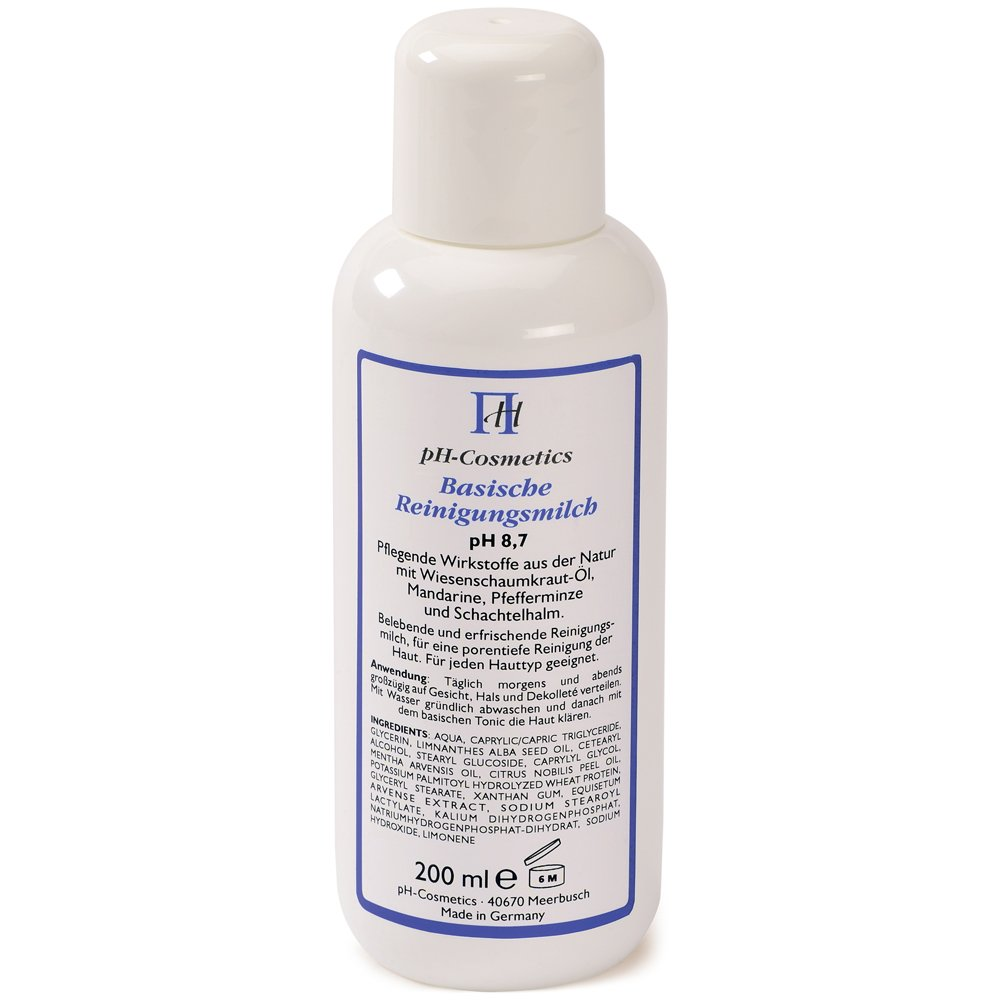 pH-Cosmetics basische Reinigungsmilch