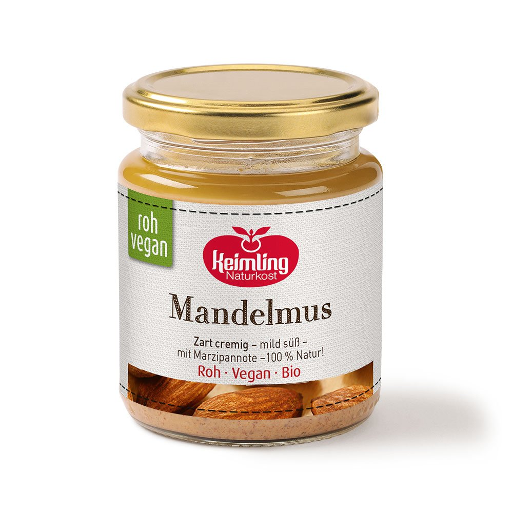 Rohkost Mandelmus 250 g