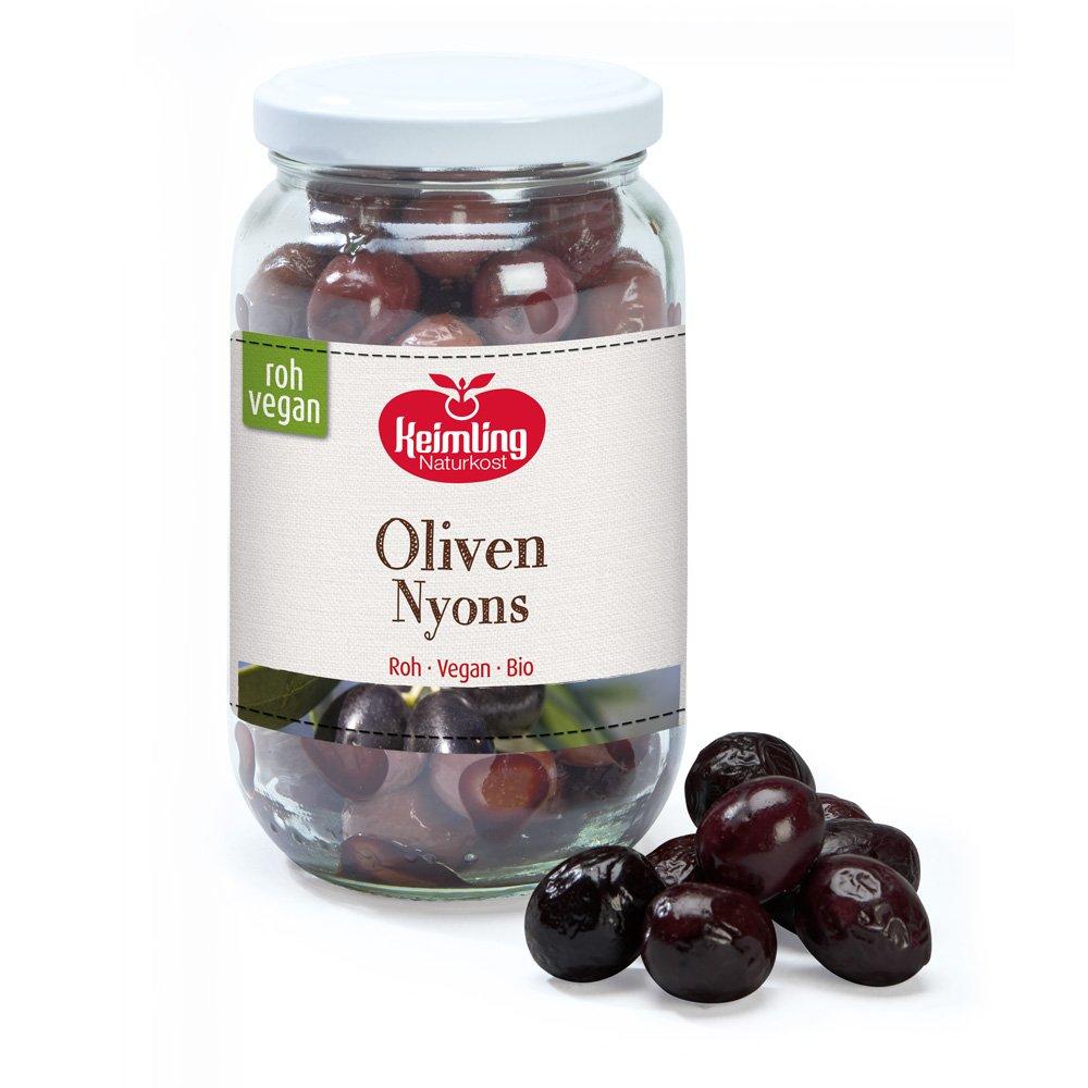 Rohkost Oliven Nyon von Keimling Naturkost