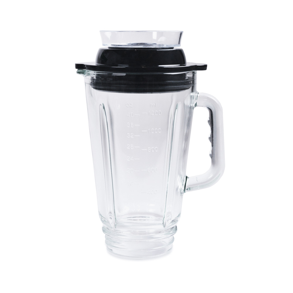 Personal Blender Glas Vakuum 1200 ml Behaelter