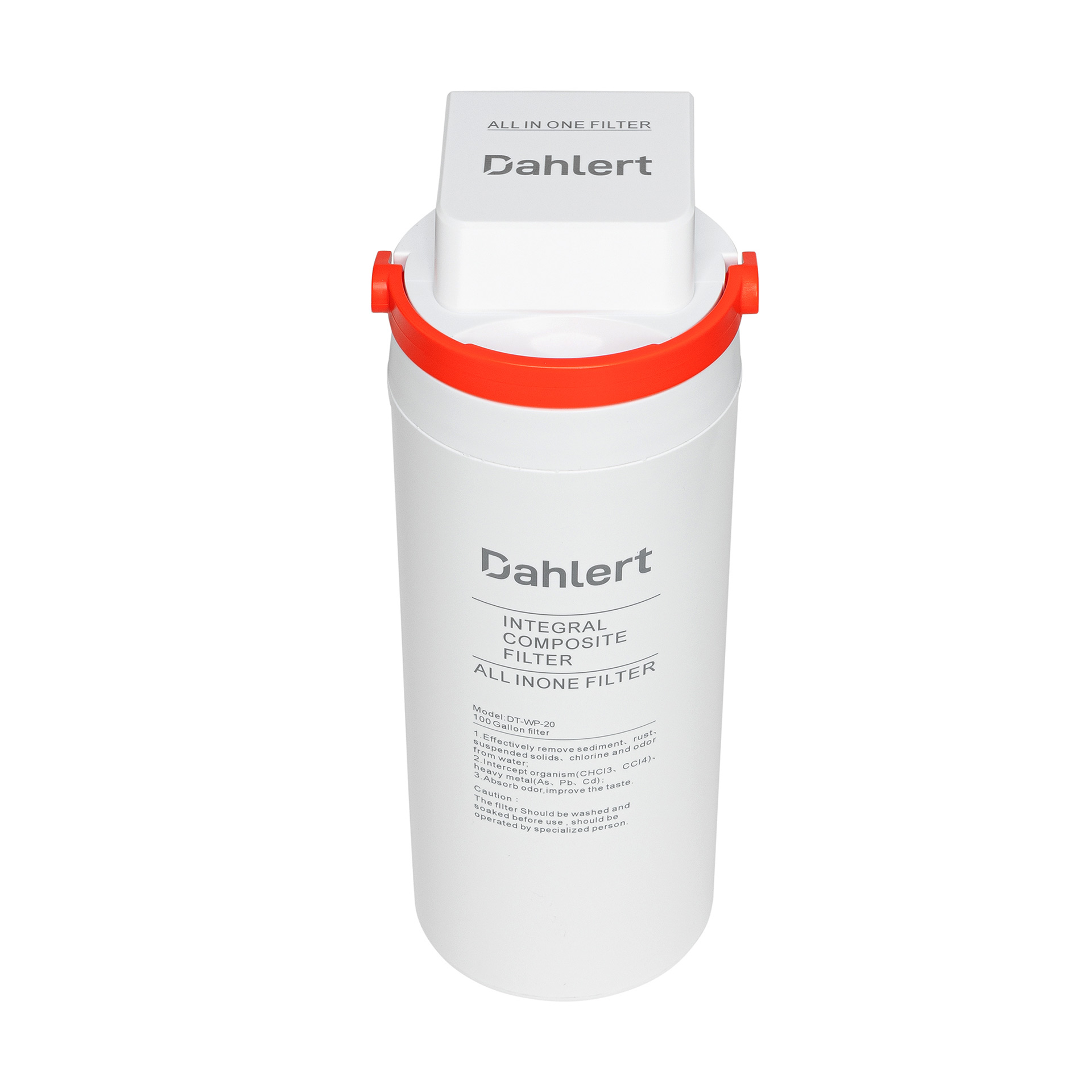 Dahlert Wasserfilter Filtereinsatz