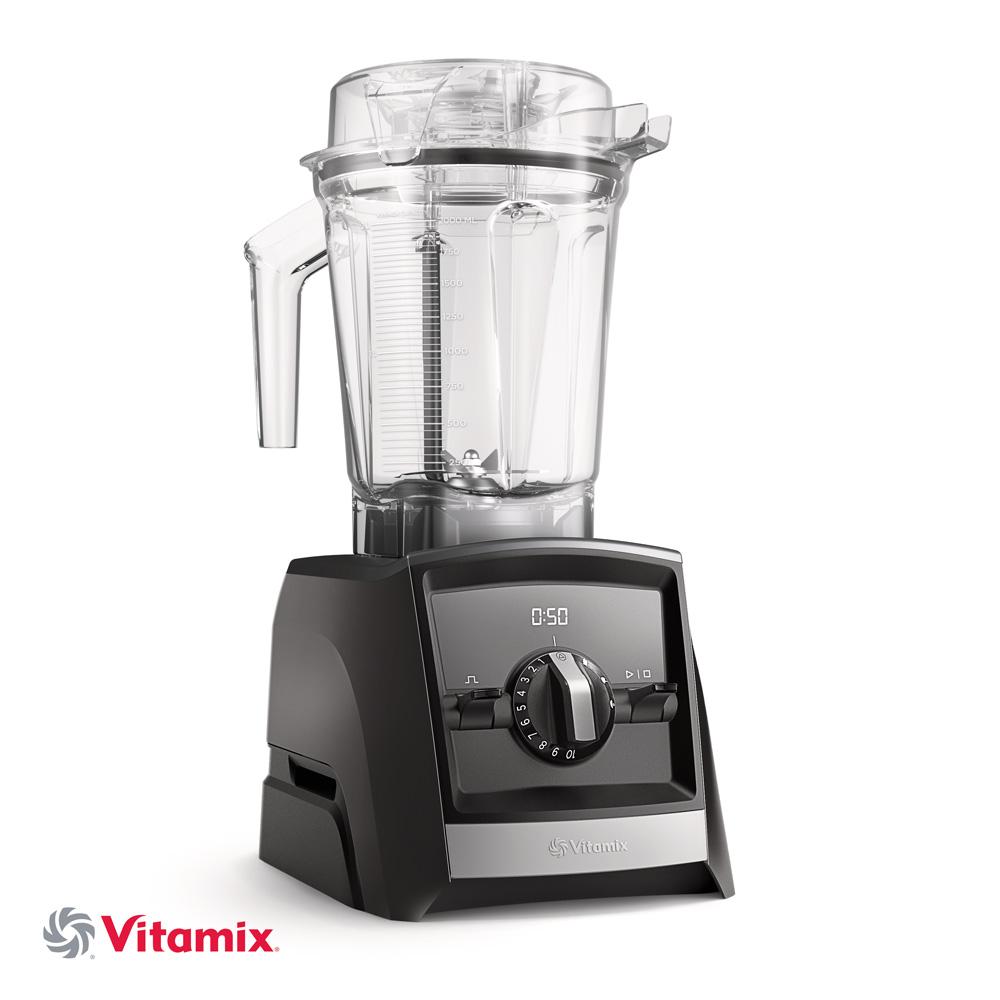 Vitamix Ascent A2500i schwarz