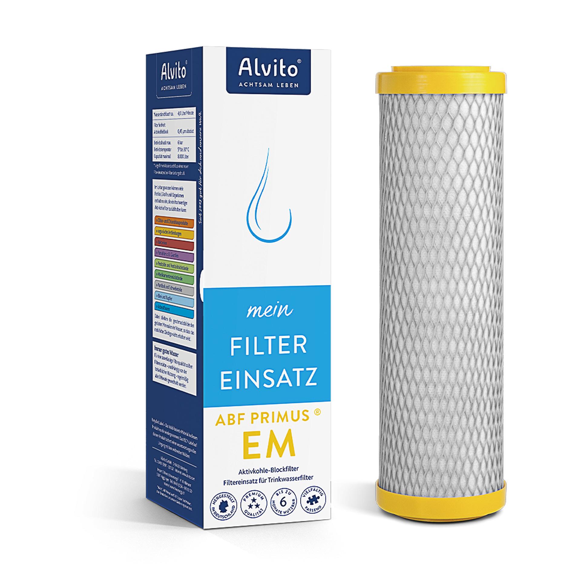 Alvito ABF Filtereinsatz Primus EM