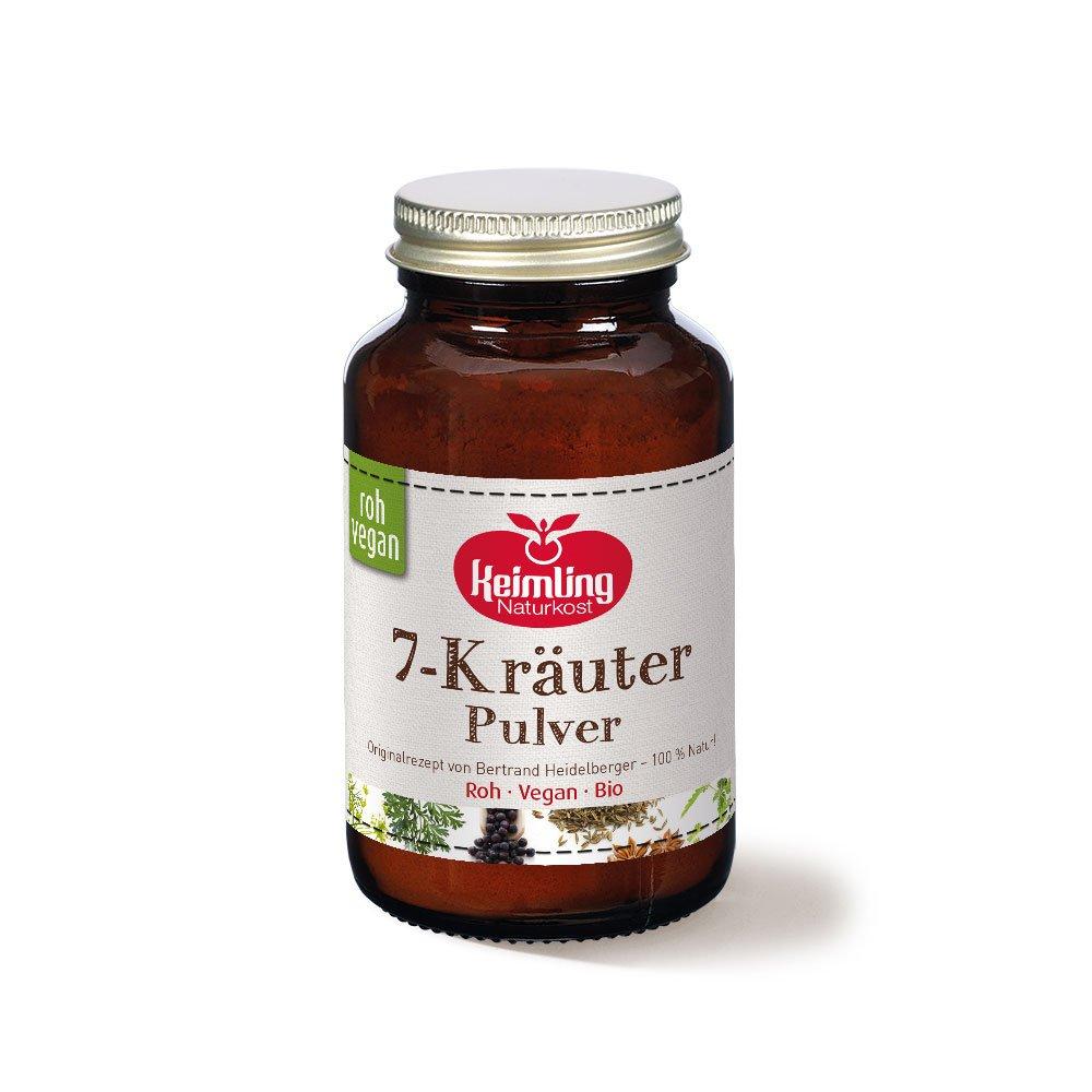 7 Kraeuter Pulver