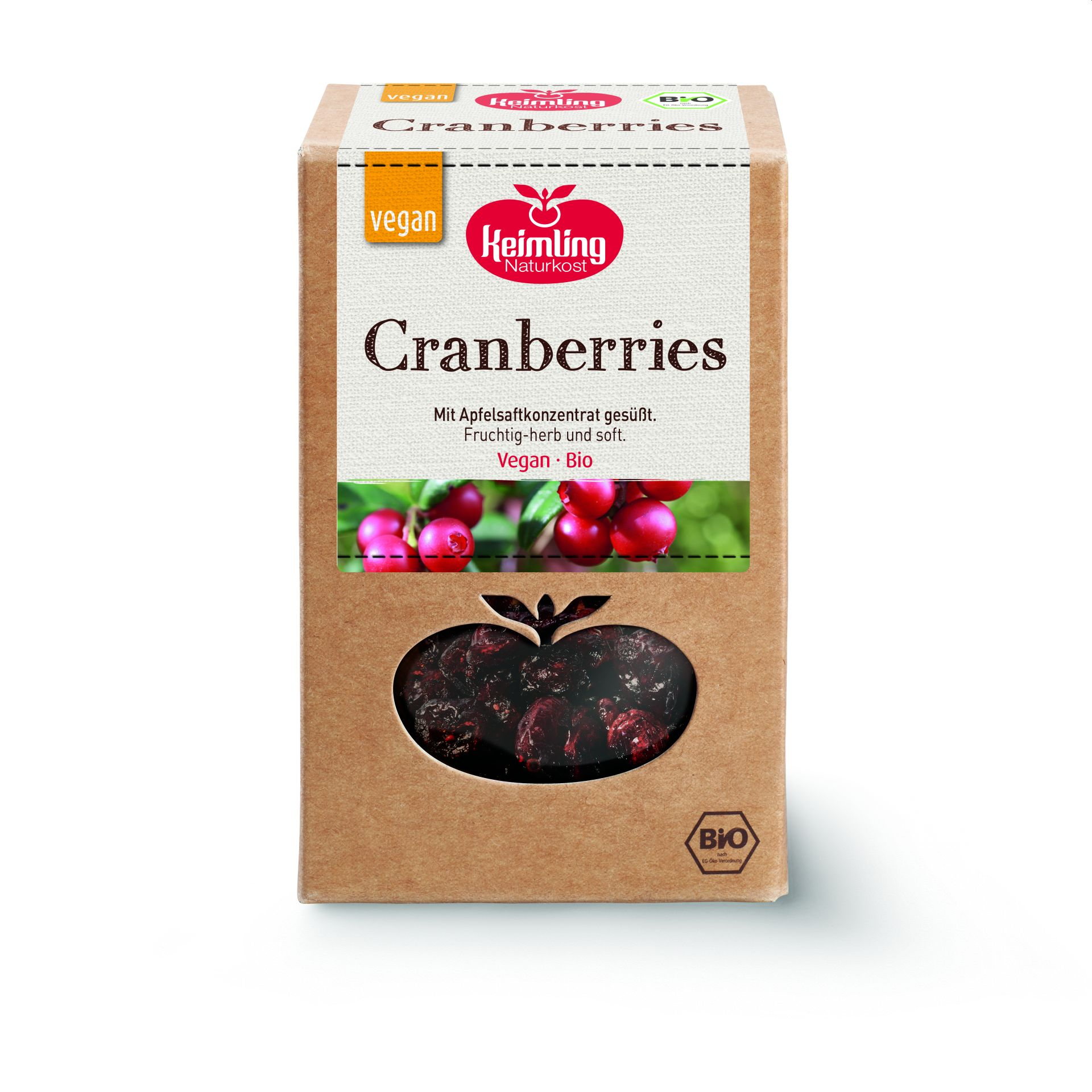 Getrocknete Cranberries 500g