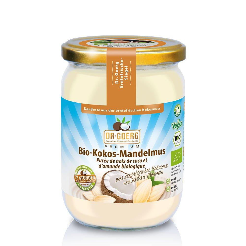Rohkost-Kokos-Mandelmus , bio 500 g