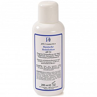 pH-Cosmetics basische Beinlotion