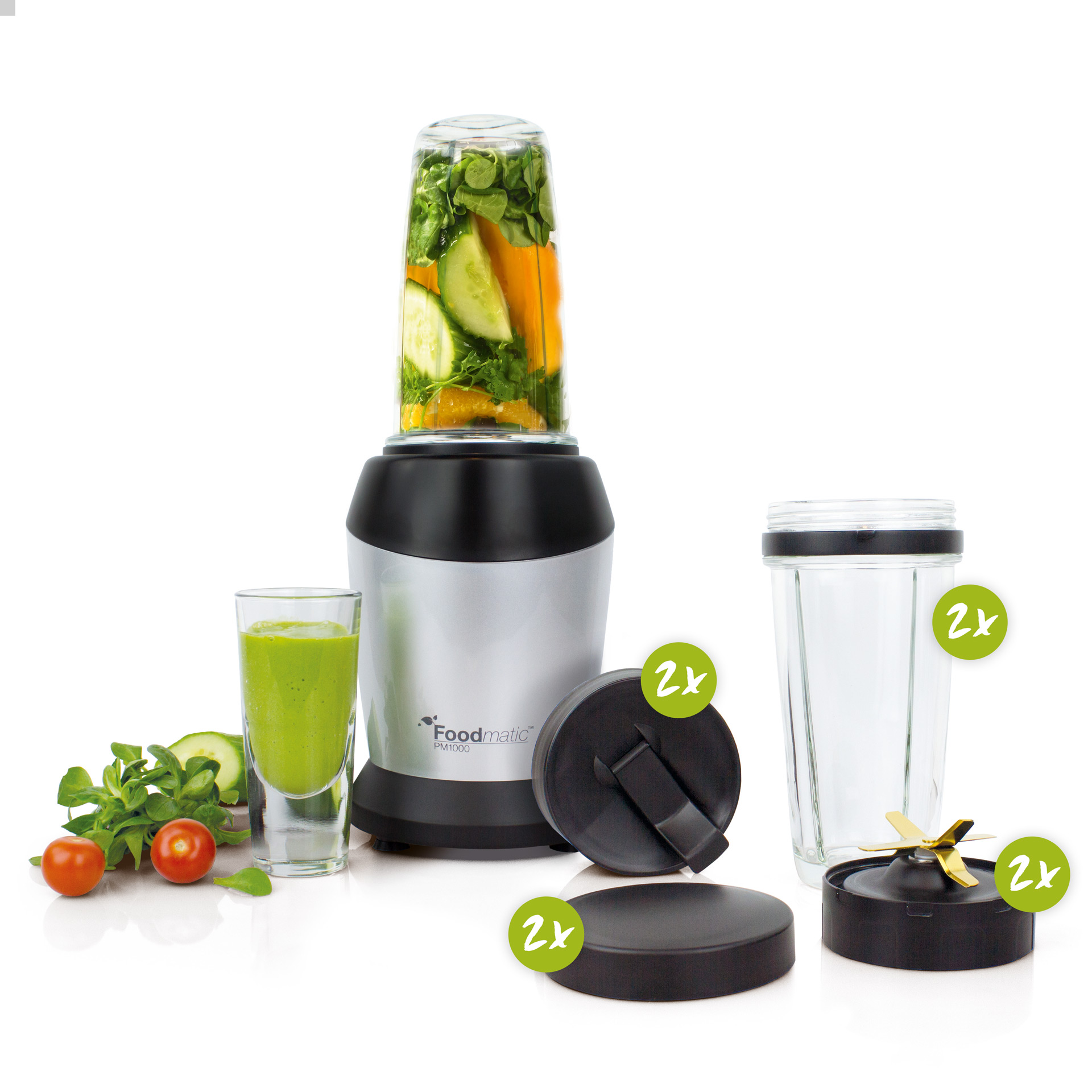 Foodmatic Personal Mixer PM1000 GXL