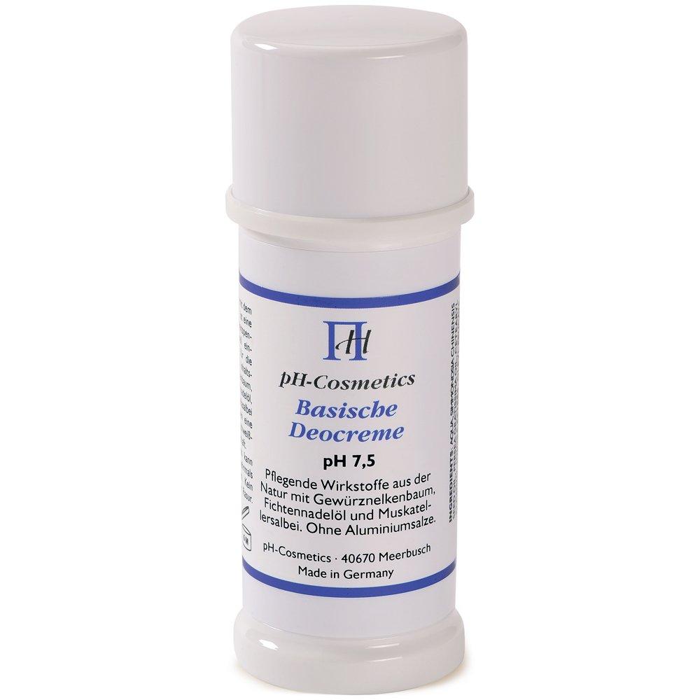 pH-Cosmetics basische Deocreme
