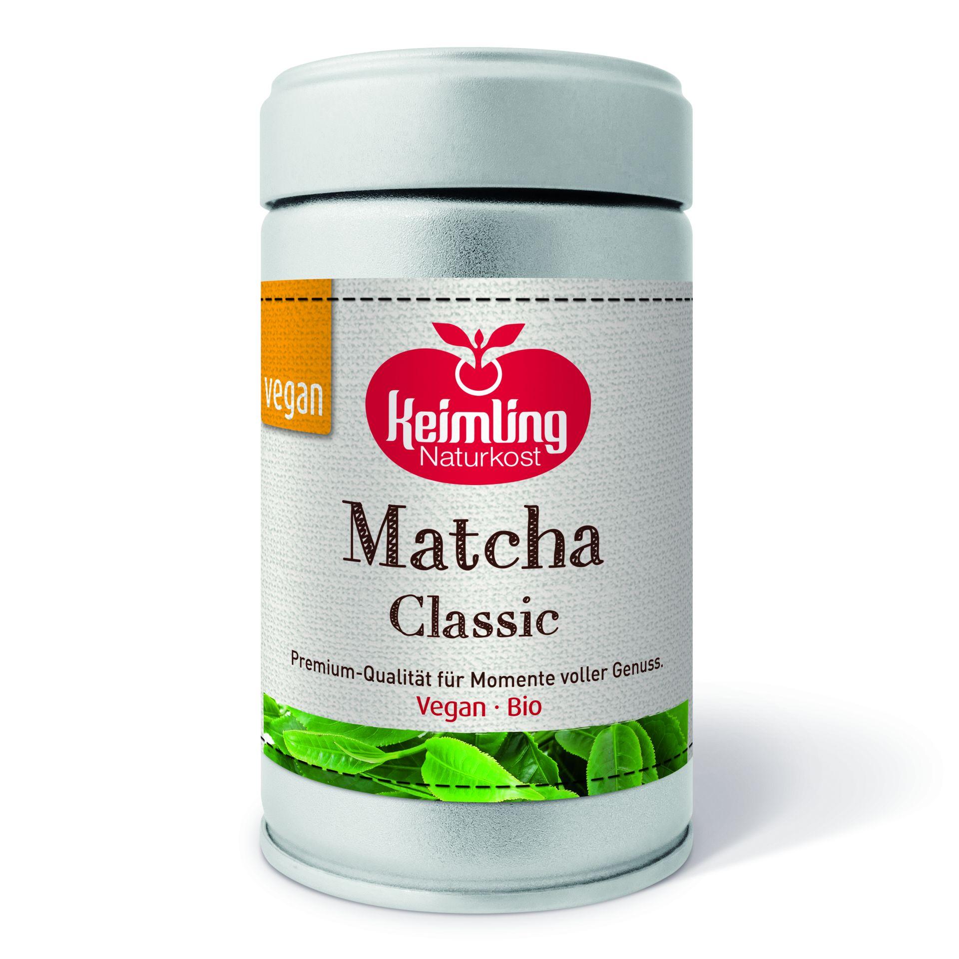 Matcha Classic, bio 80 g