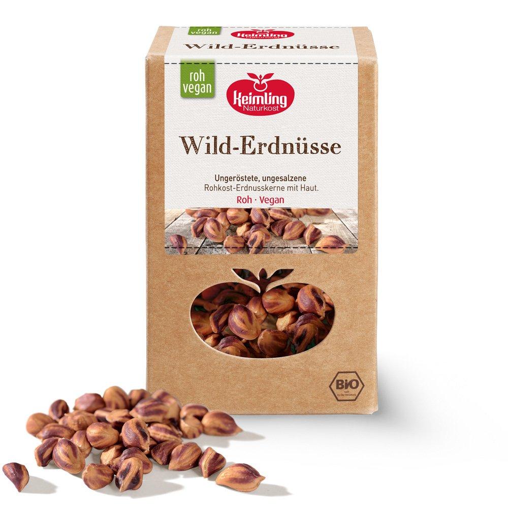 Wild-Erdnüsse, bio 500 g