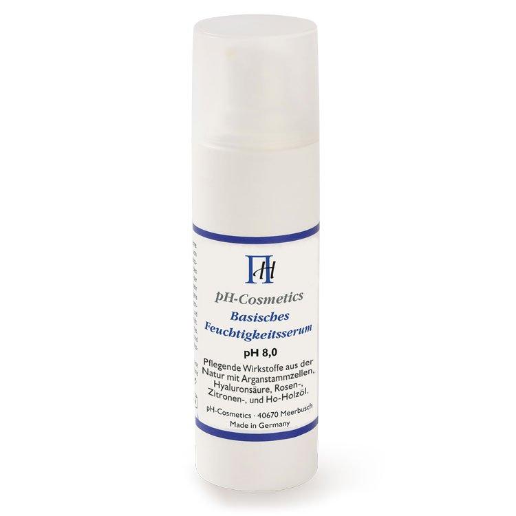 pH Basisches Feuchtigkeitsserum pH 8.0 30 ml