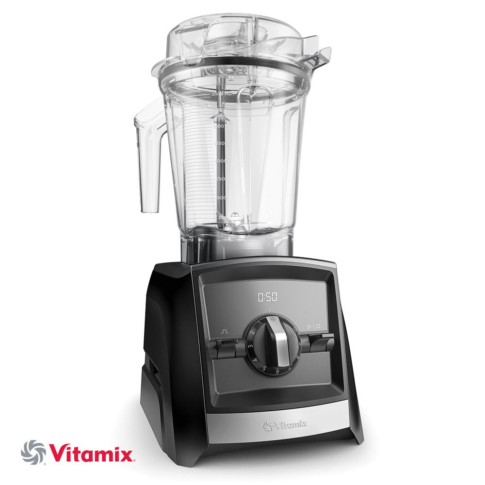 Vitamix ASCENT A2300i schwarz