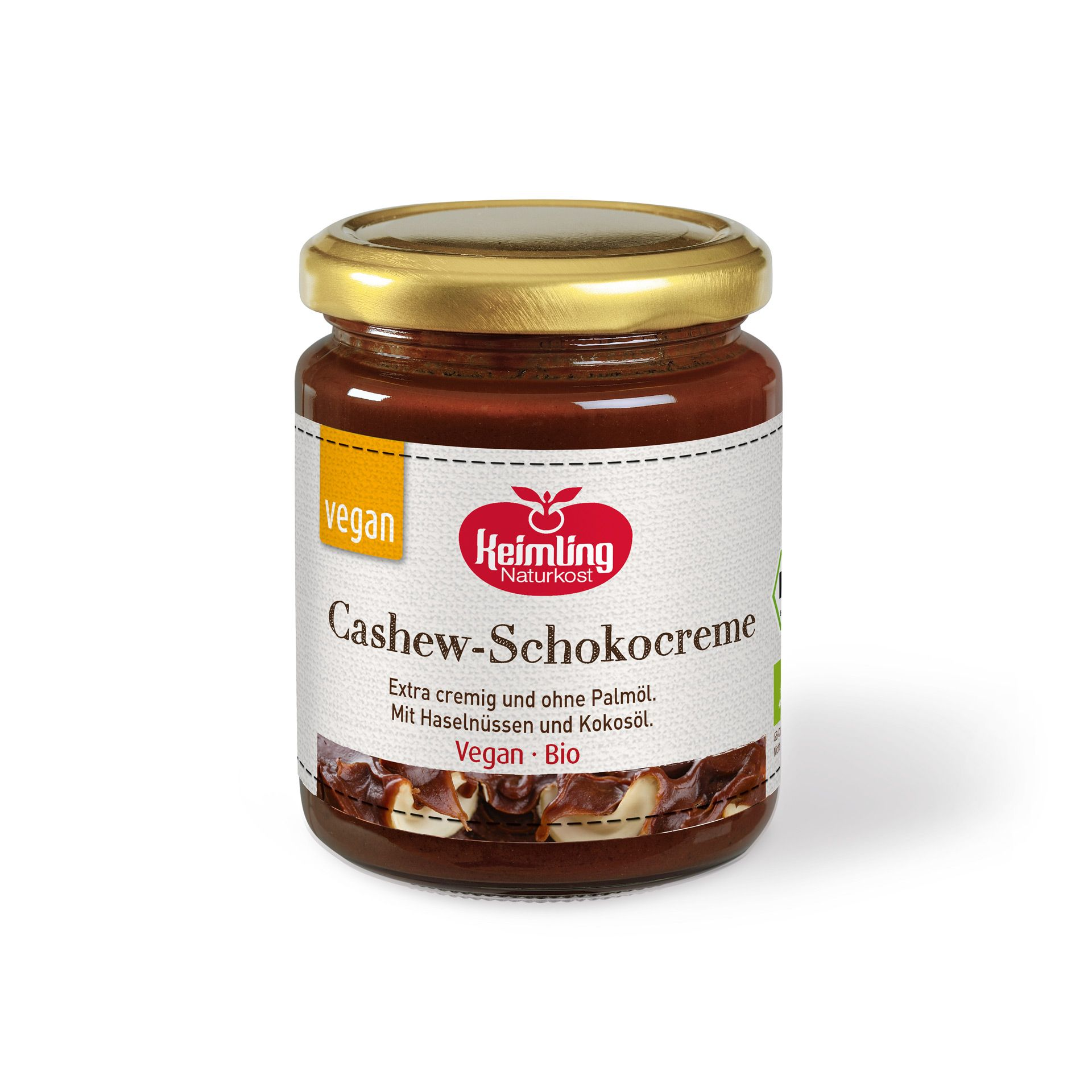 Schoko-Cashew-Creme