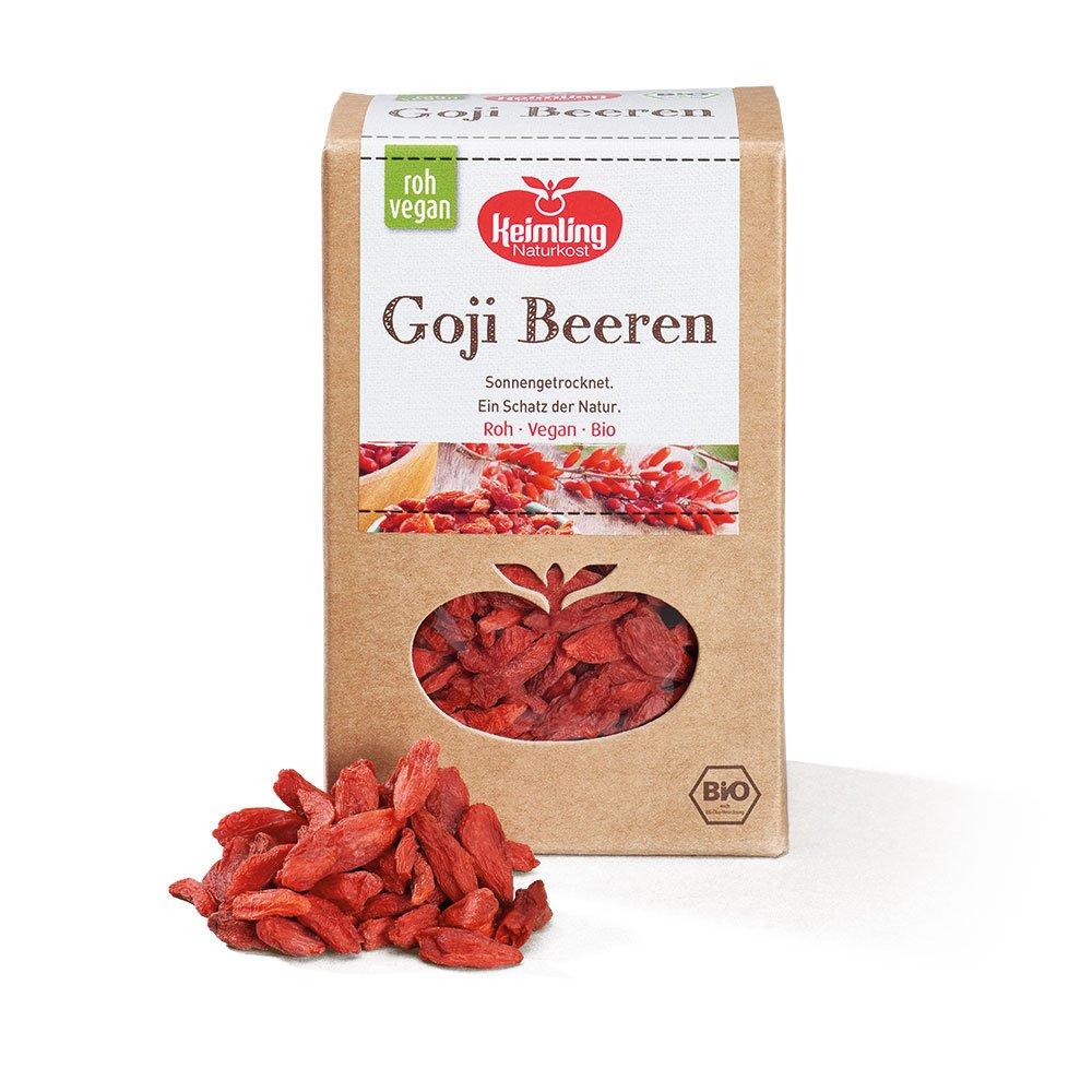 Rohkost-Goji-Beeren