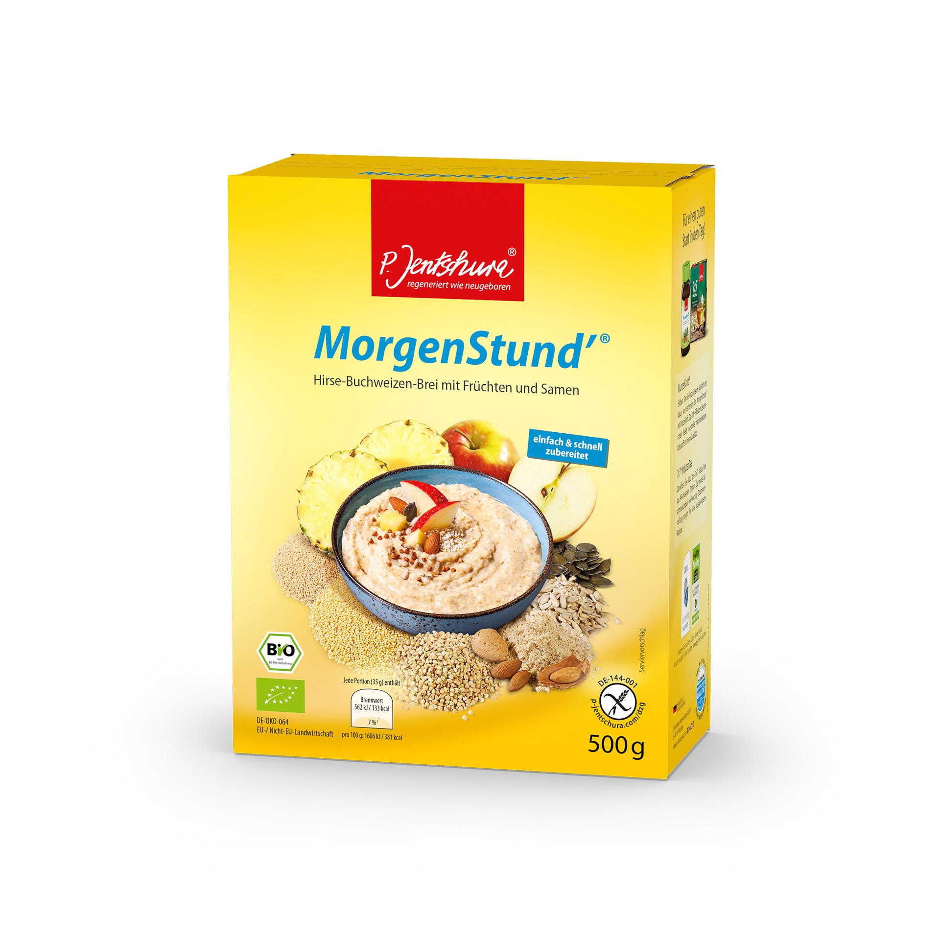 P.Jentschura MorgenStund basischer Frühstücksbrei