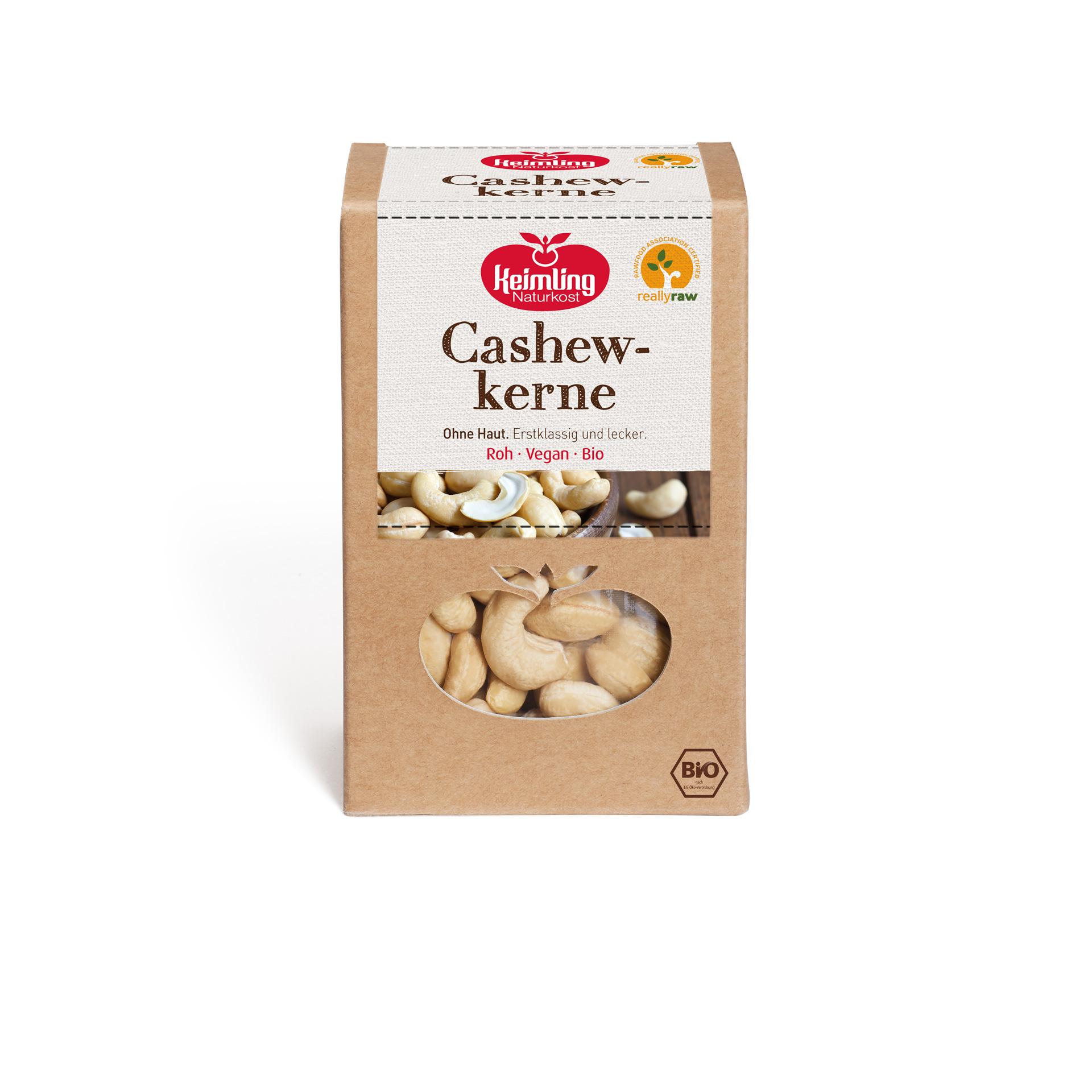 Cashewkerne ohne Haut 500 g