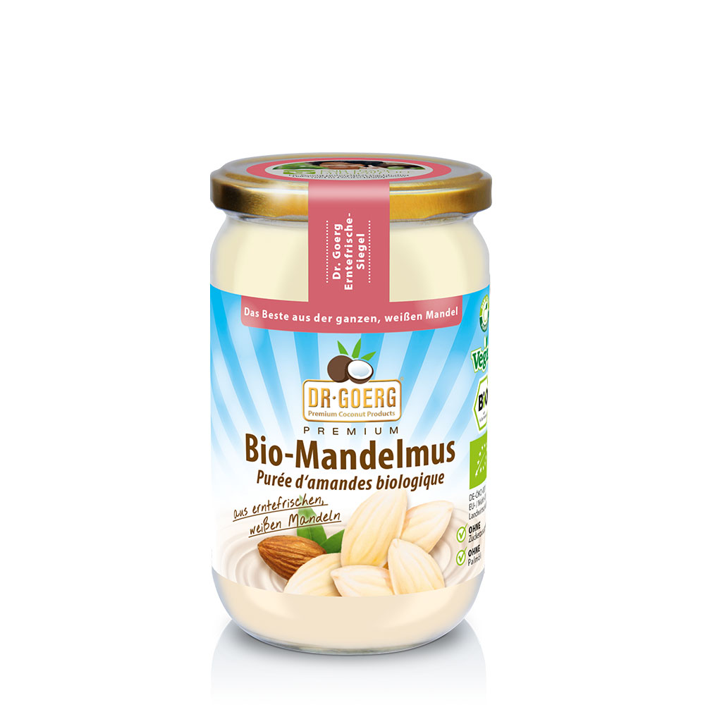 Dr Goerg Bio Mandelmus 200g
