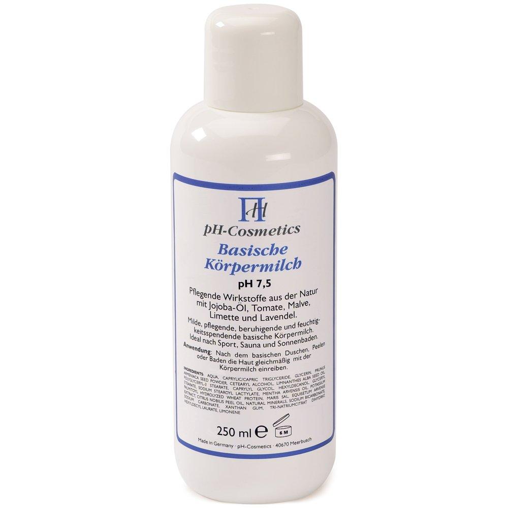 pH Cosmetics basische Körpermilch 500 ml
