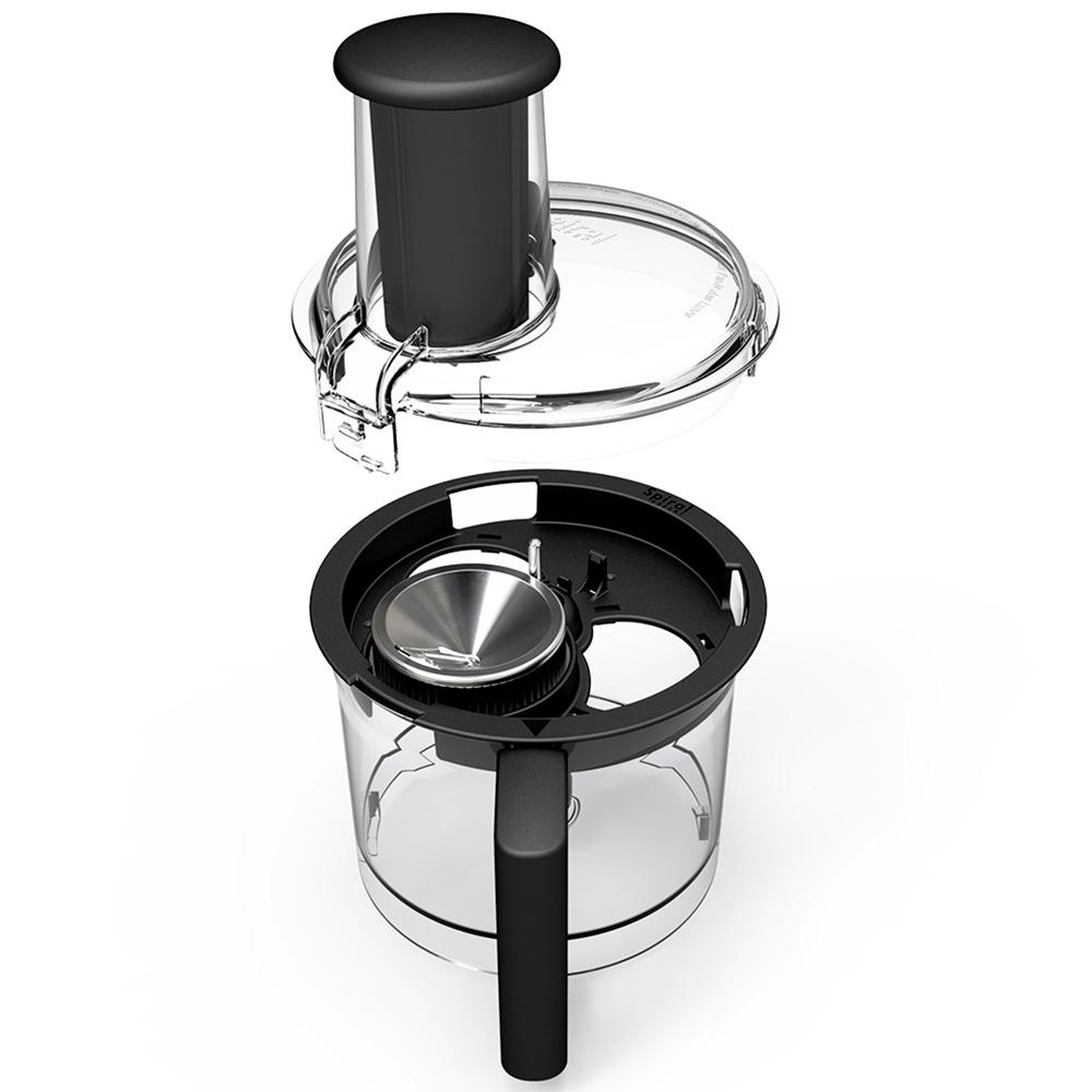 Magimix Spiral Expert Set CS 5200 - eingesetzt