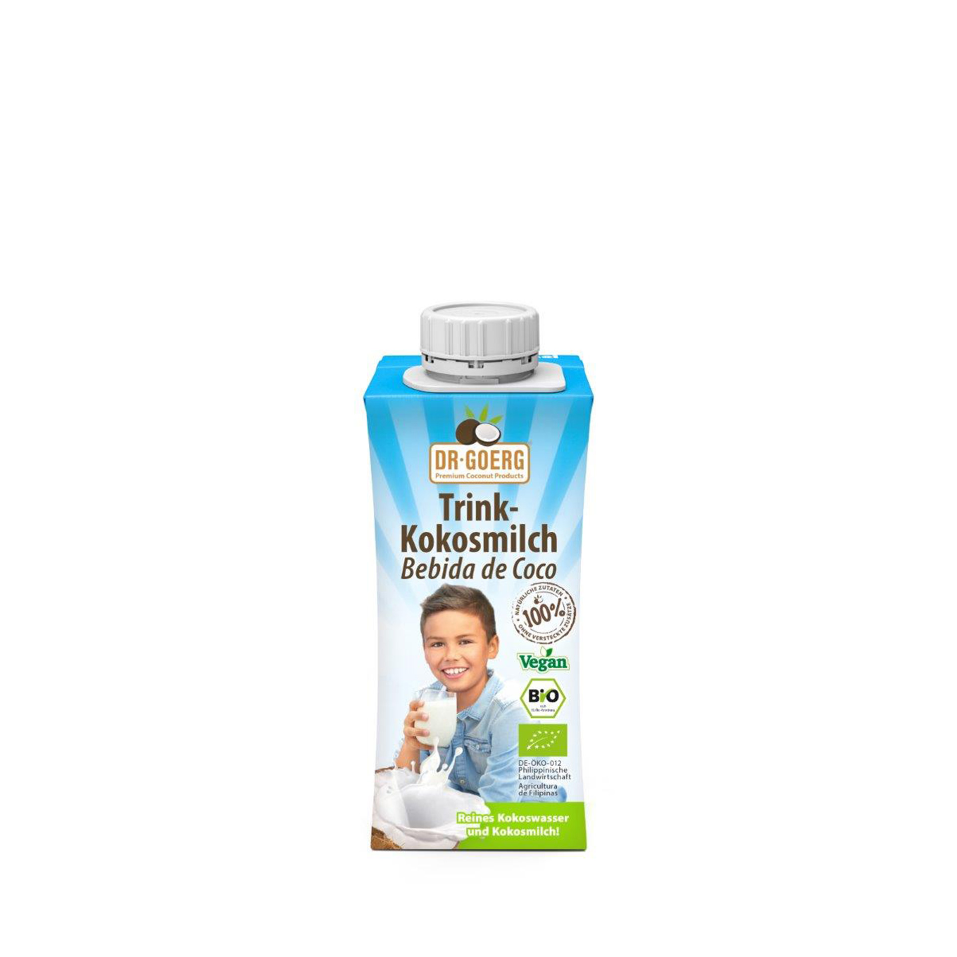 Dr. Goerg Trinkkokosmilch 3er Pack, 1000ml