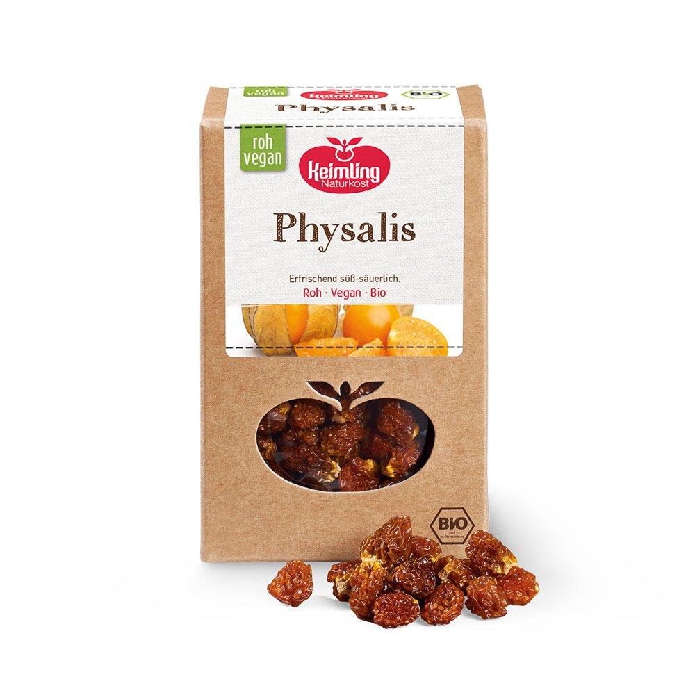 Rohkost-Physalis