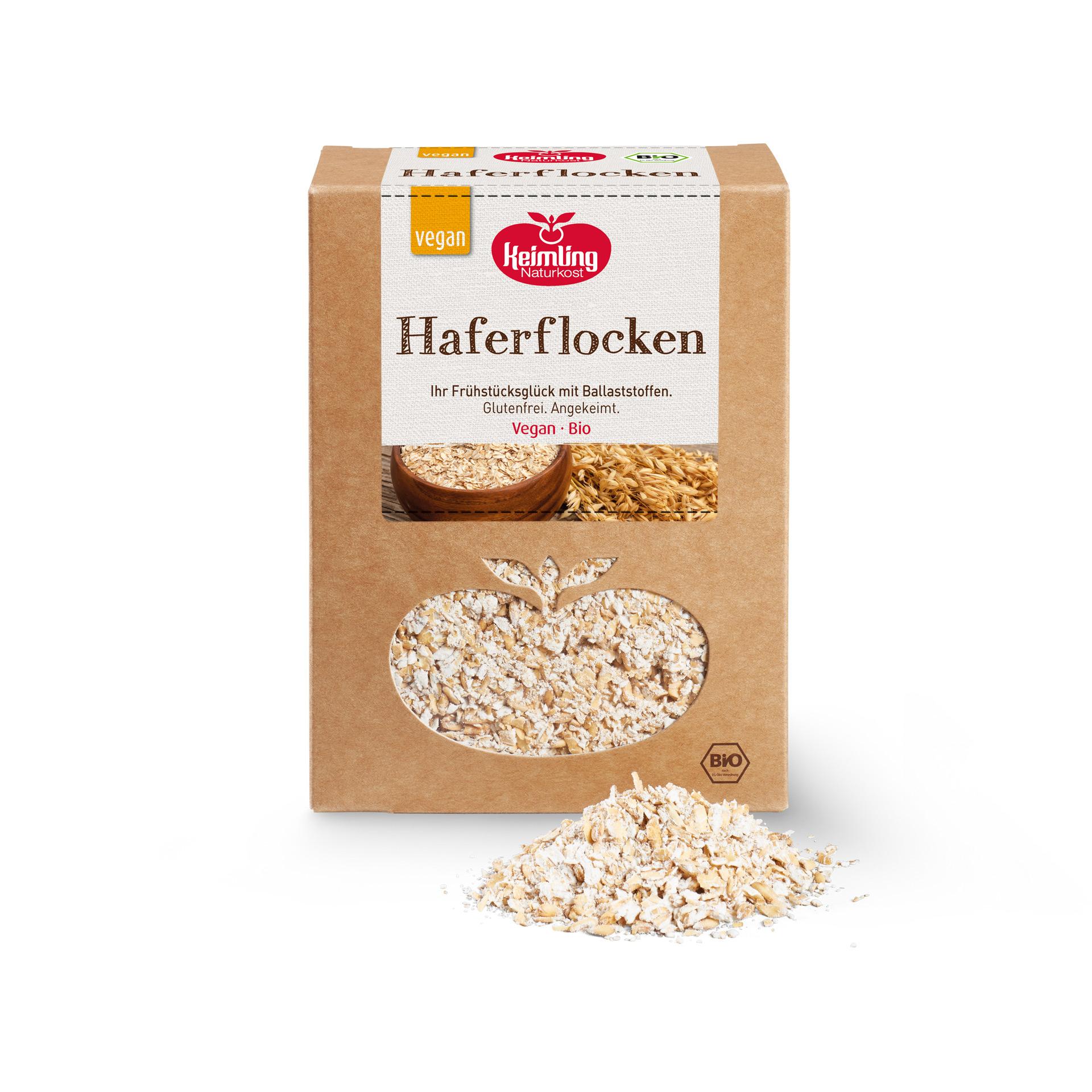 Haferflocken, bio 2.5 kg