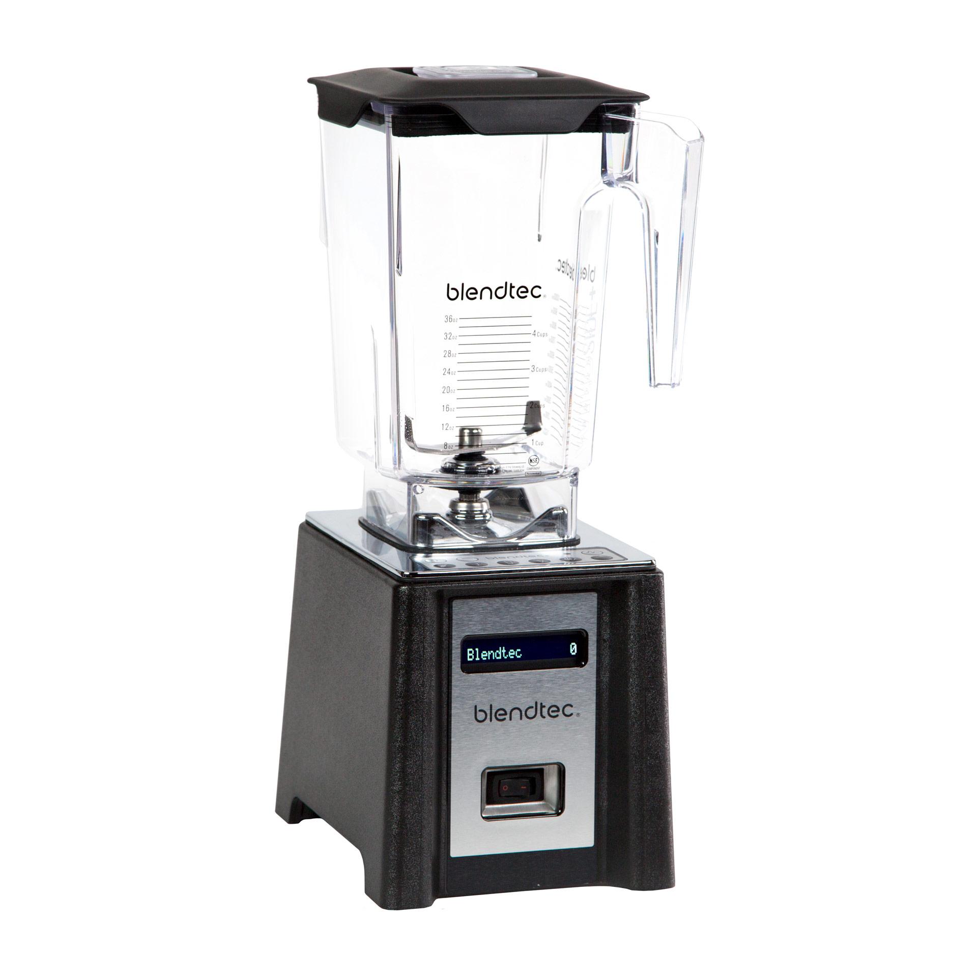 Blendtec Mixer Professional 750 - Schwarz
