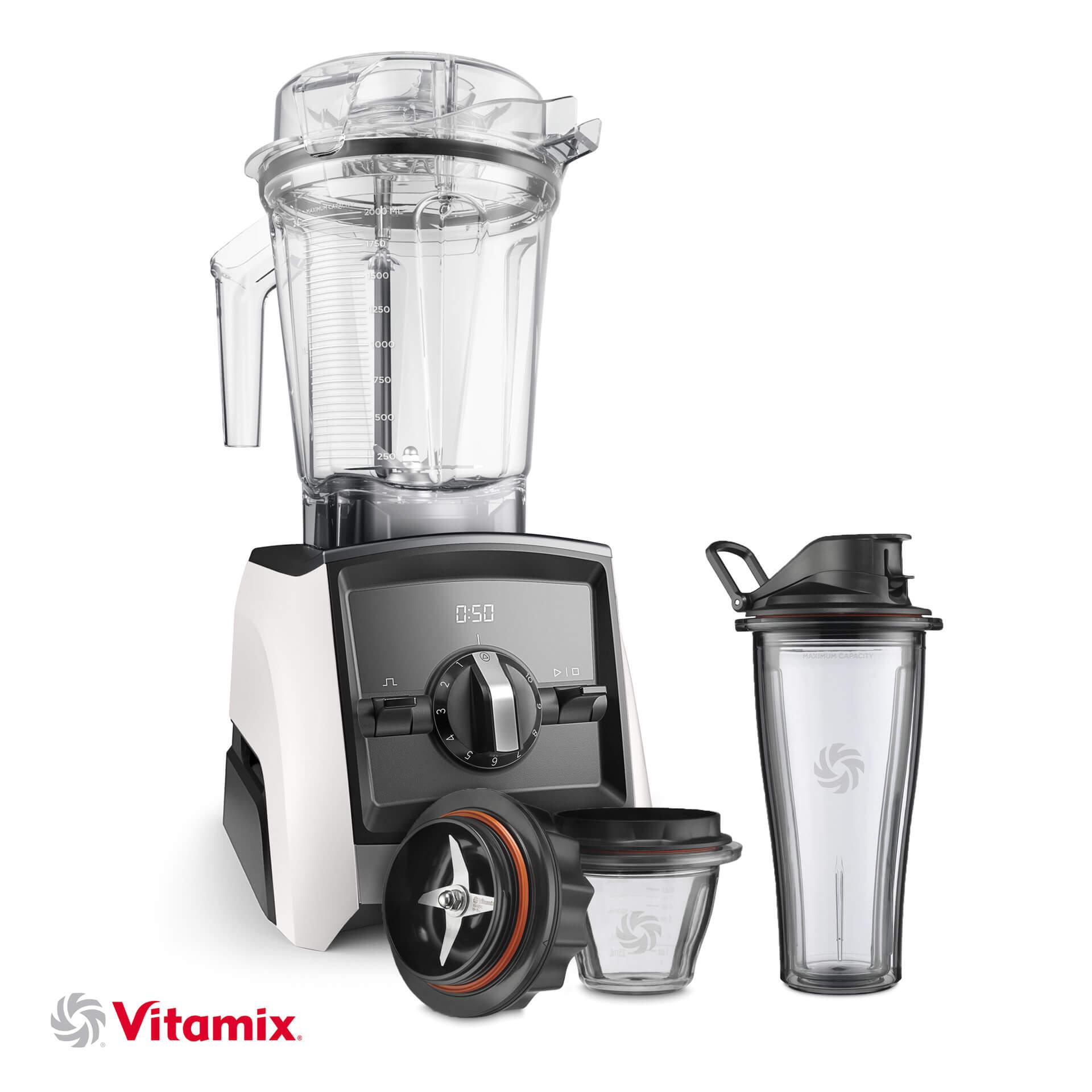 Vitamix Ascent A2300i Super - Set