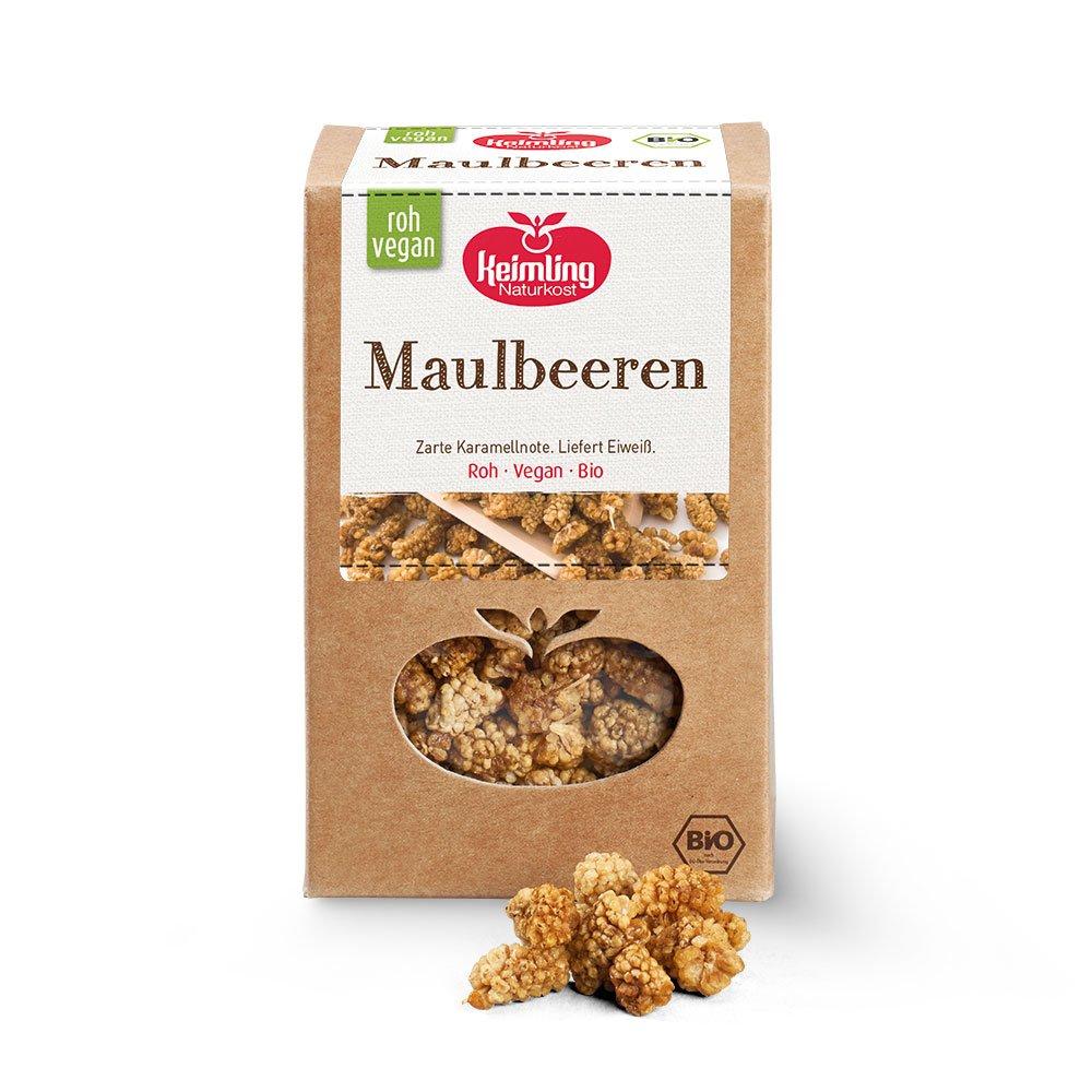Rohkost-Maulbeeren 300g