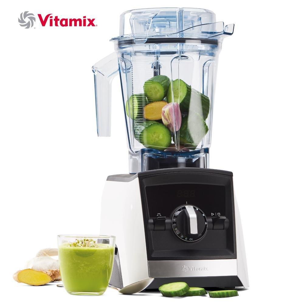 Vitamix ASCENT A2500i mit Gurke und Ingwer