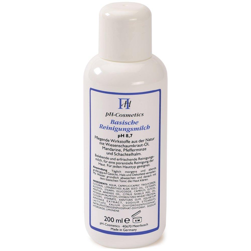 pH-Cosmetics basische Reinigungsmilch 200 ml
