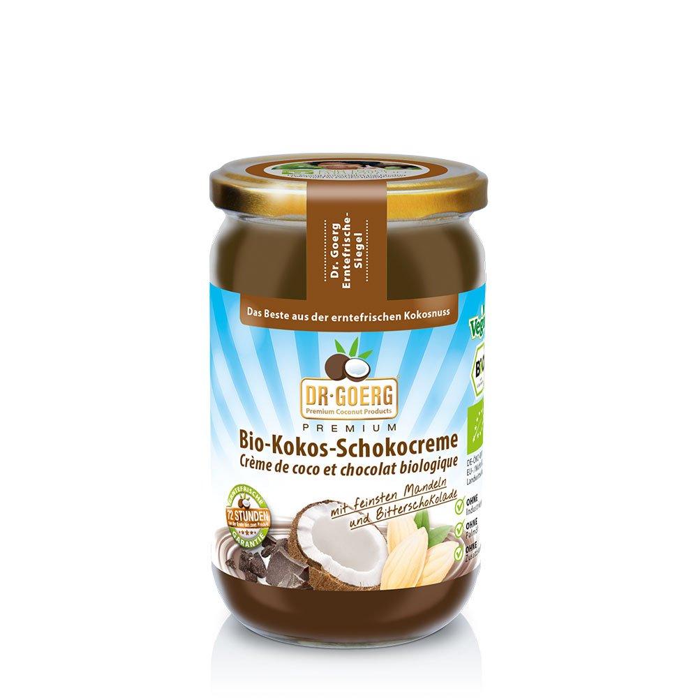 Dr Goerg Kokos-Schokocreme 200g